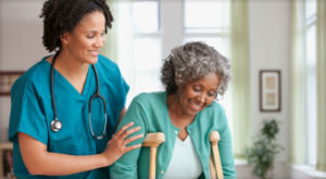 does Medicare cover home healthcare?