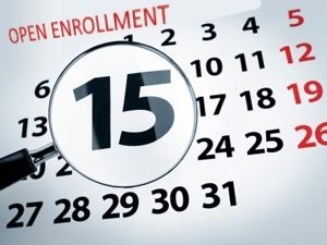Medicare Open Enrollment information