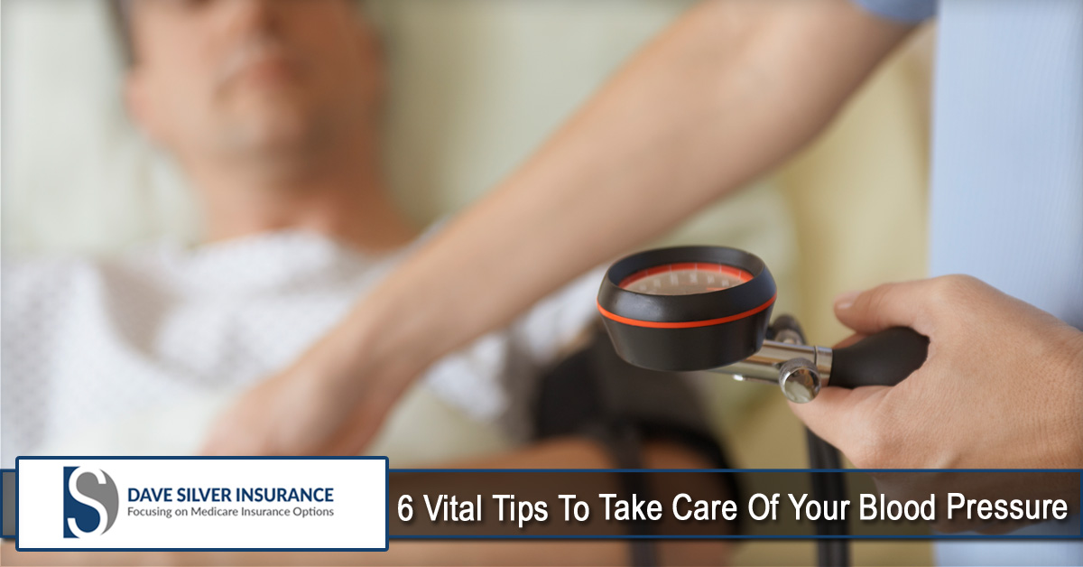 6 Vital Tips To Take Care Of Your Blood Pressure